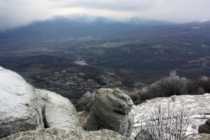 Крым демерджи высота
