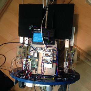 робот waybot изнутри