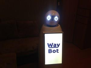 waybot - роботы удалённого присутствия
