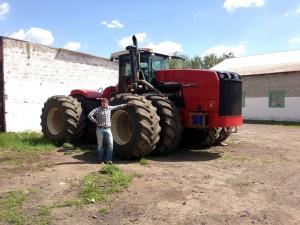 ростсельмаш трактор