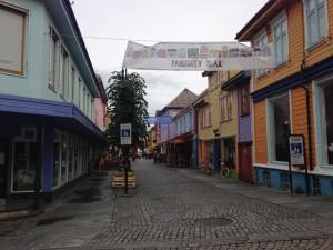 Улица Ставангер