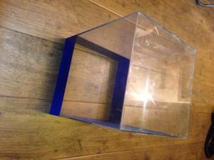 3d cube led 10x10x10