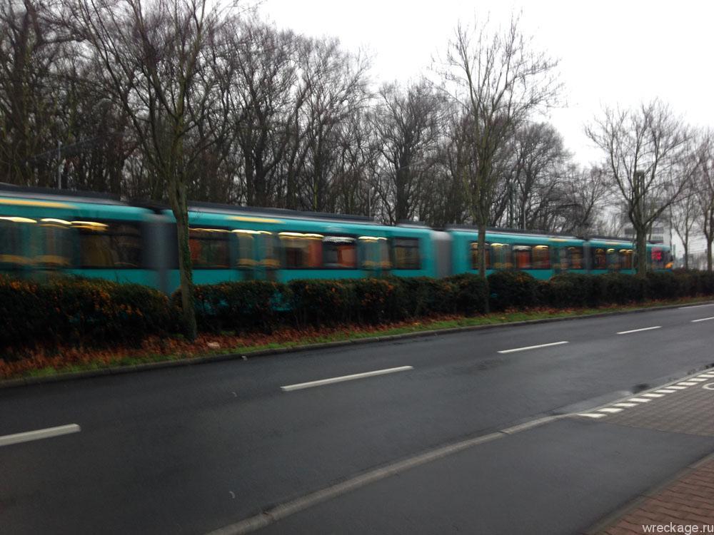 метро Франкфурт