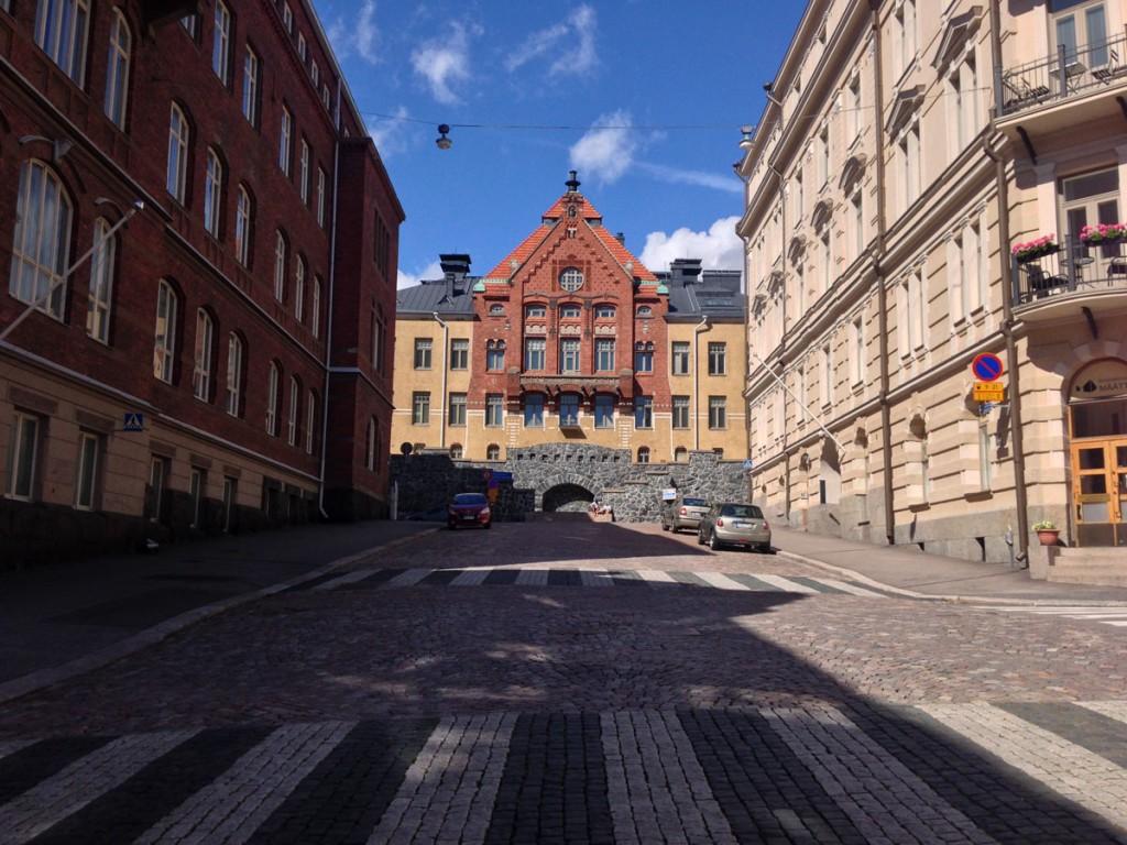 хельсинки разные стили архитектуры