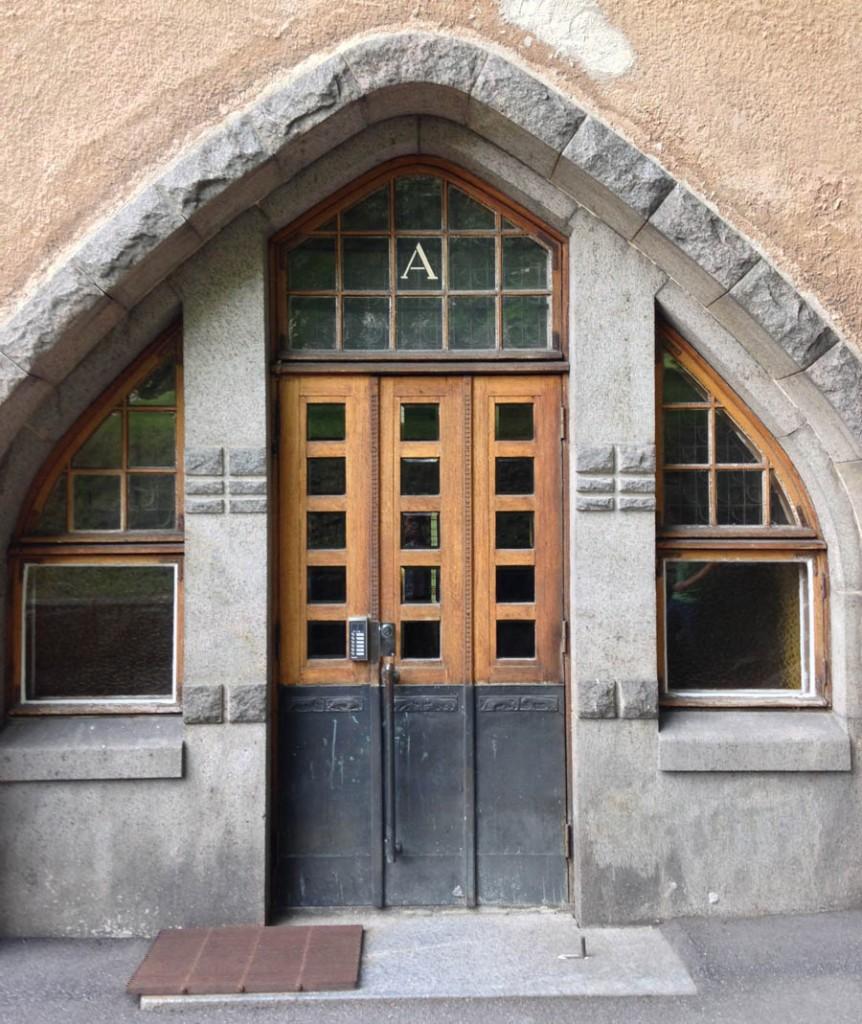 двери города Турку