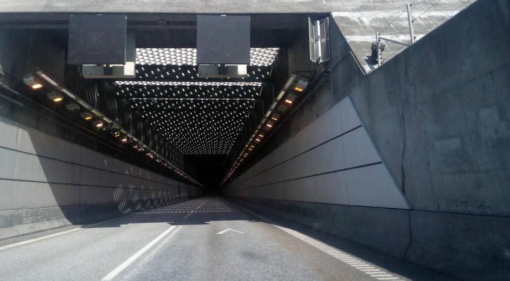 туннель мост оресунд
