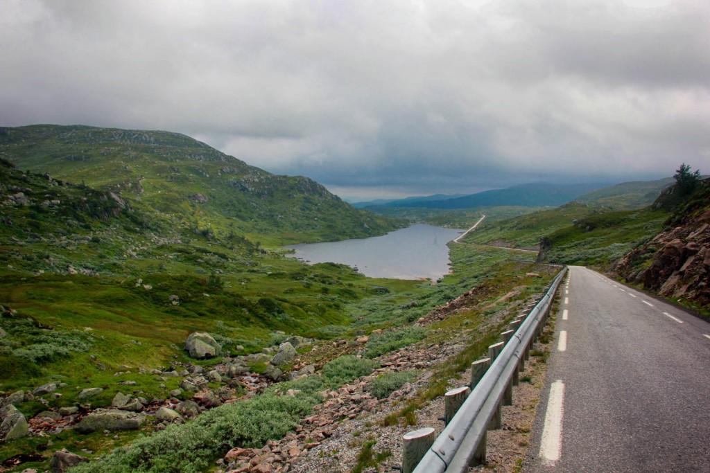 Норвегия район Кристиансанн