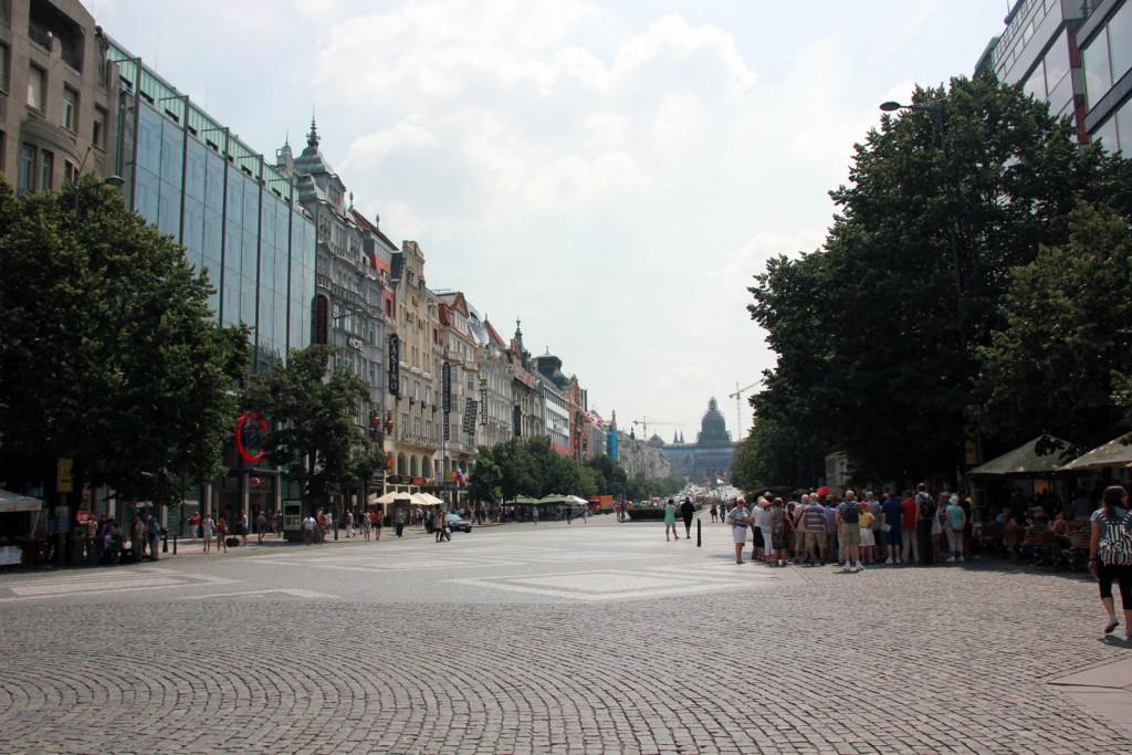 прага улица