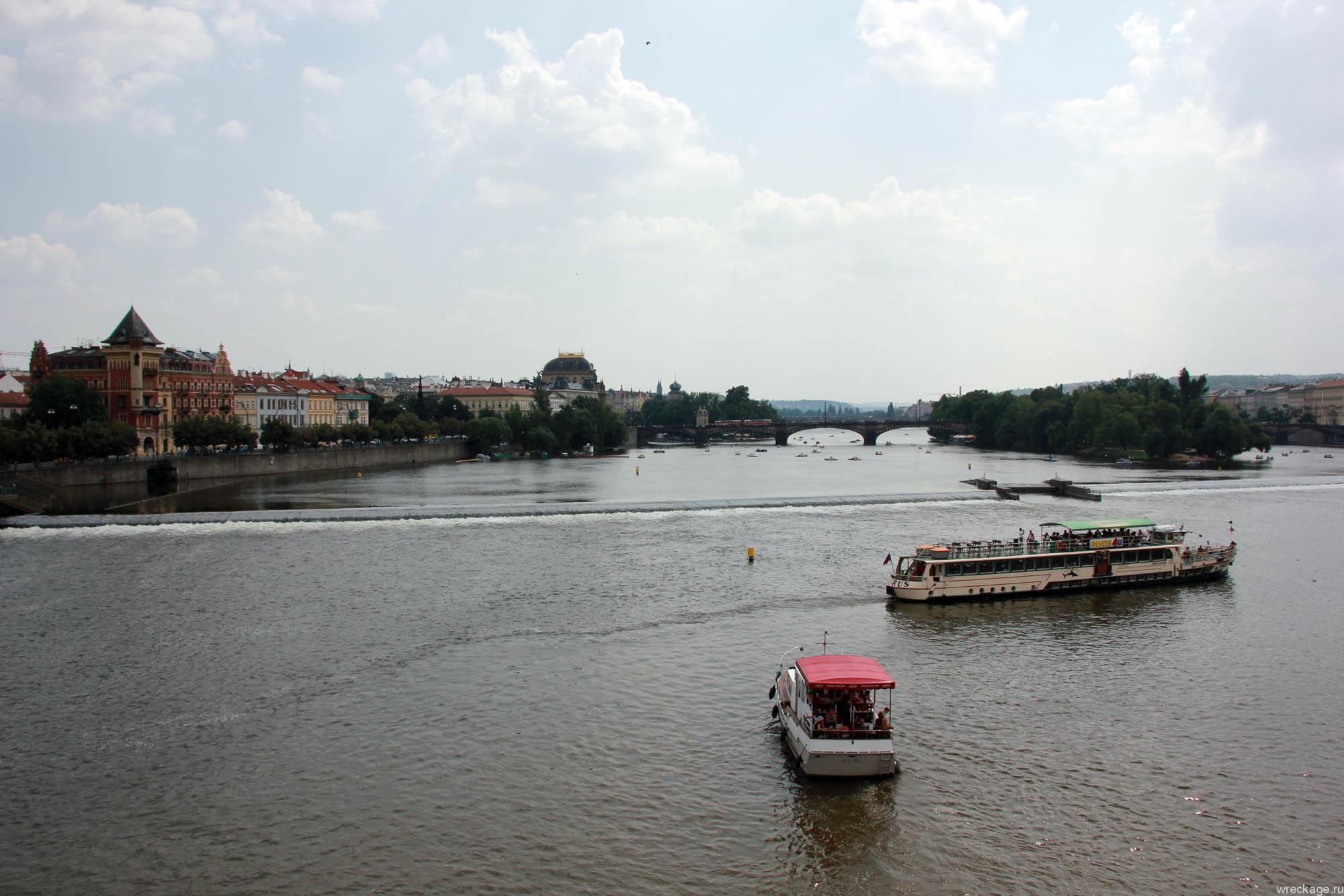 Едем в Прагу из Германии