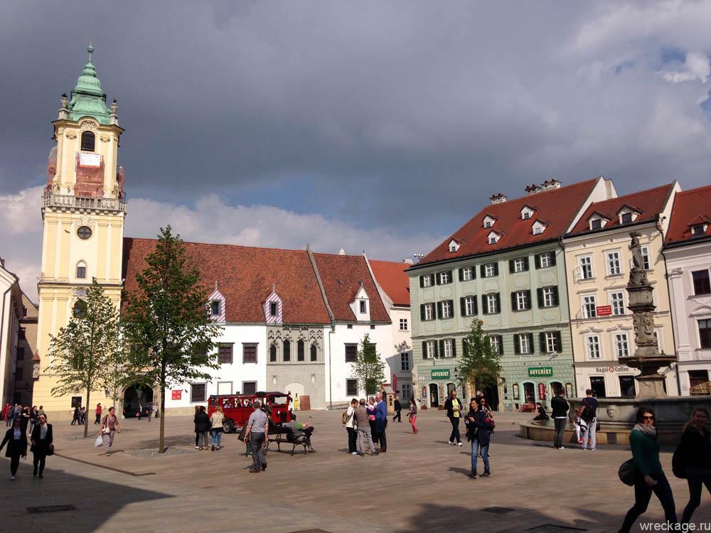 Старая Ратуша Братиславы