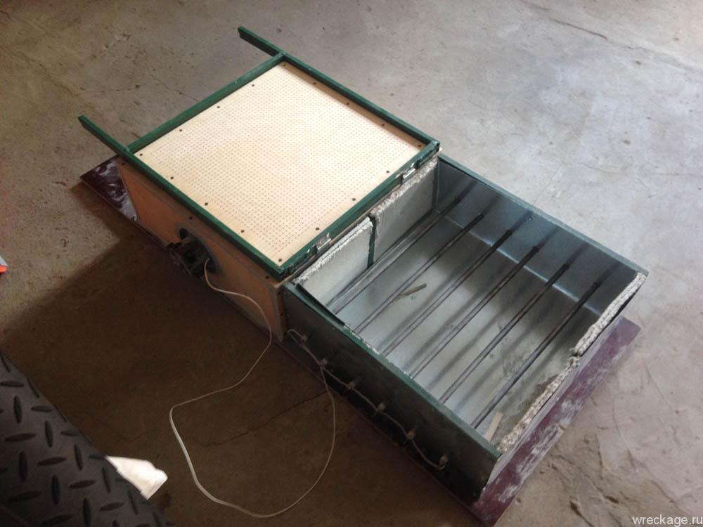самодельный Термовакуумный аппарат