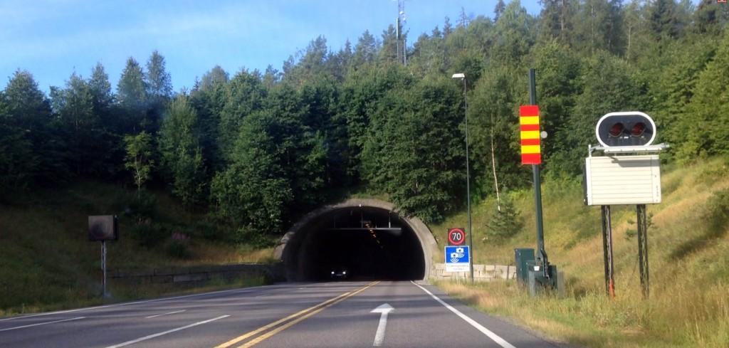 светофоры и радары и платные дороги норвегии