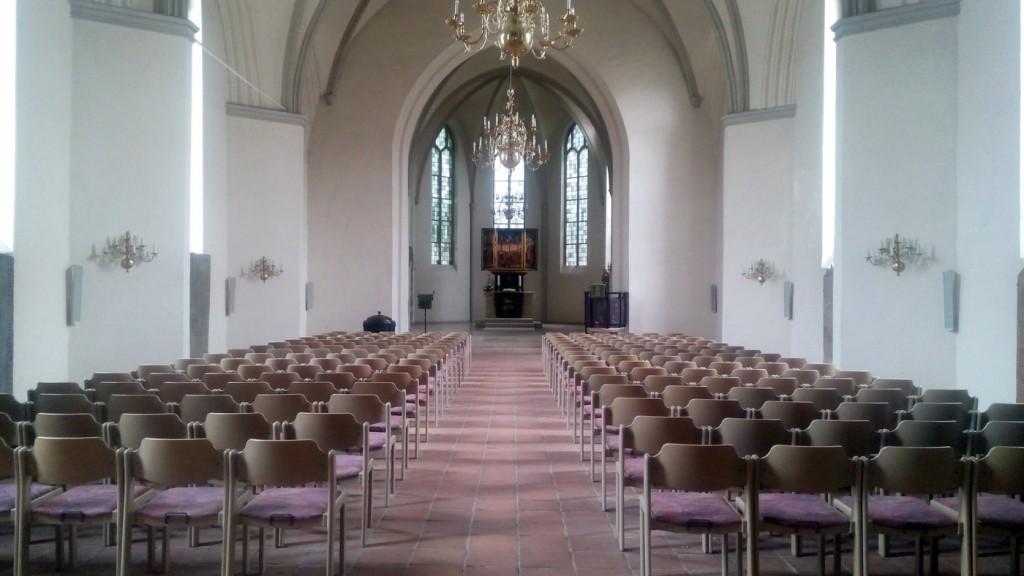 церковь старого города ганновер