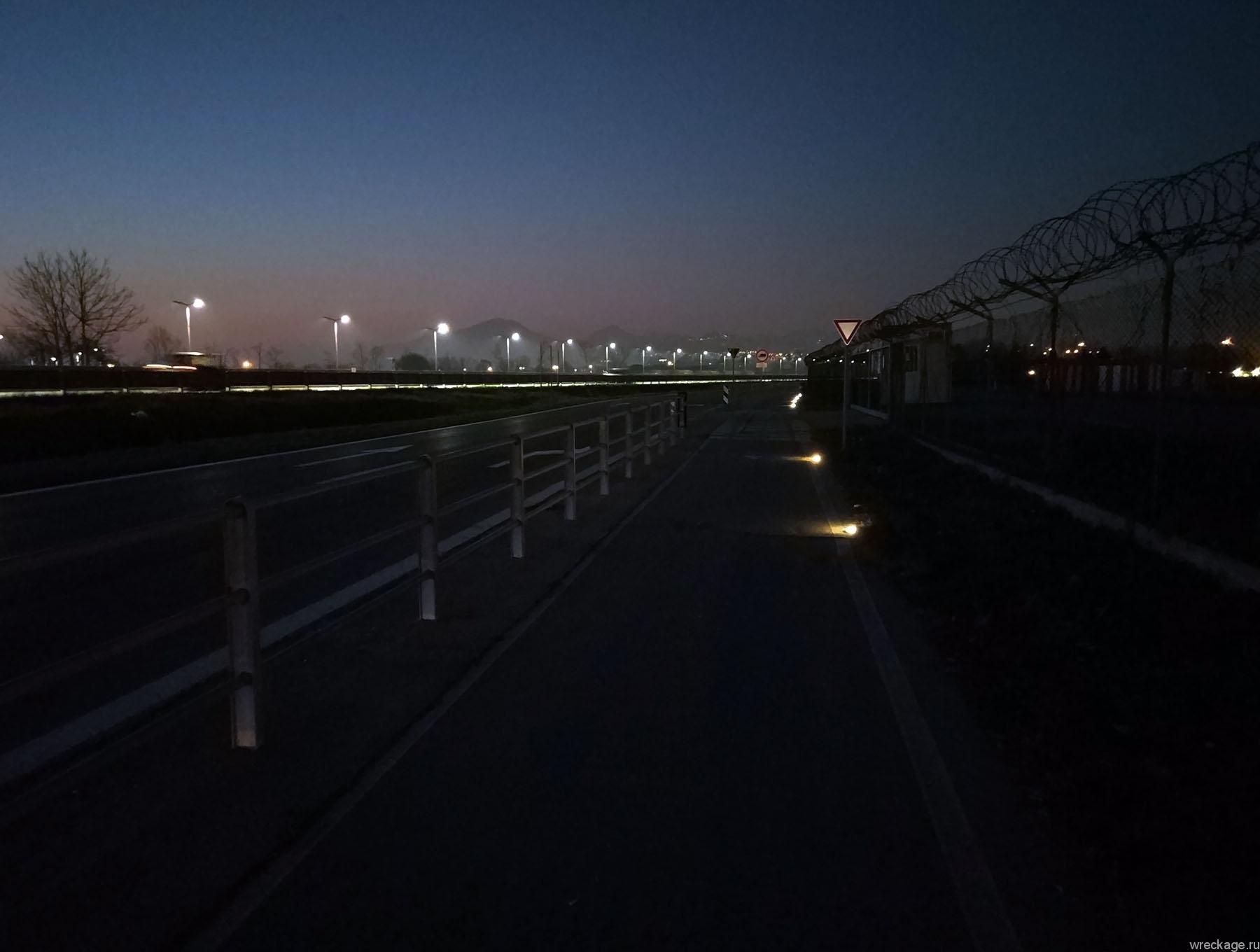 бергамо аэропорт