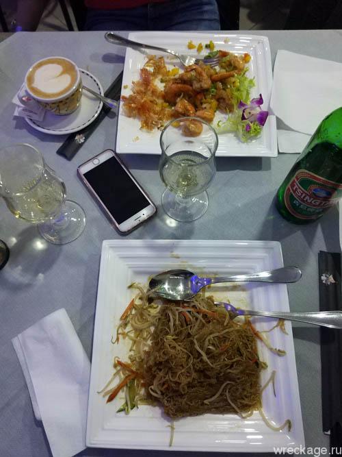китайский ресторанчик милан