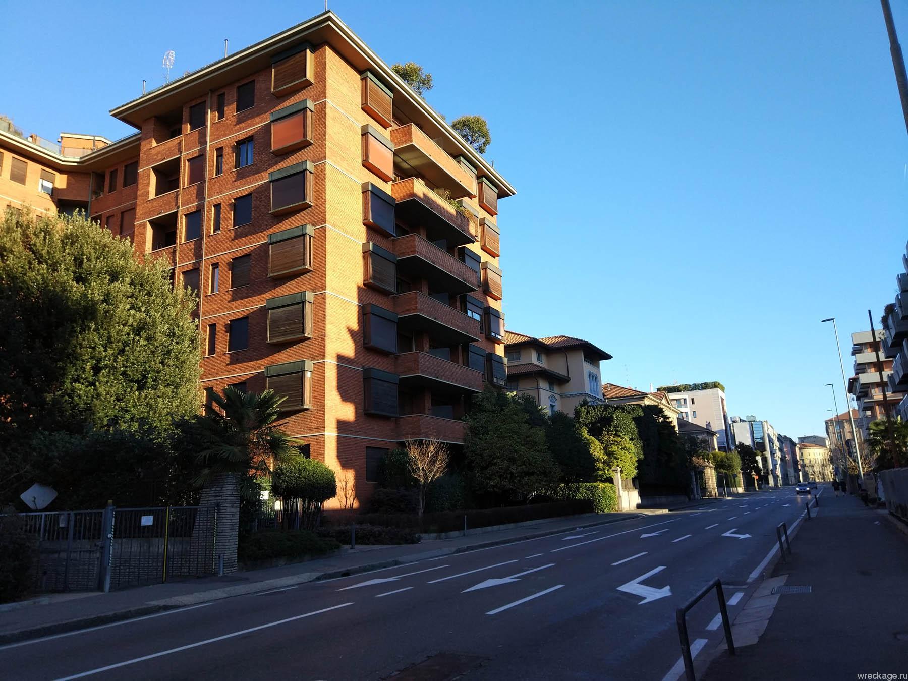 бергамо италия улицы