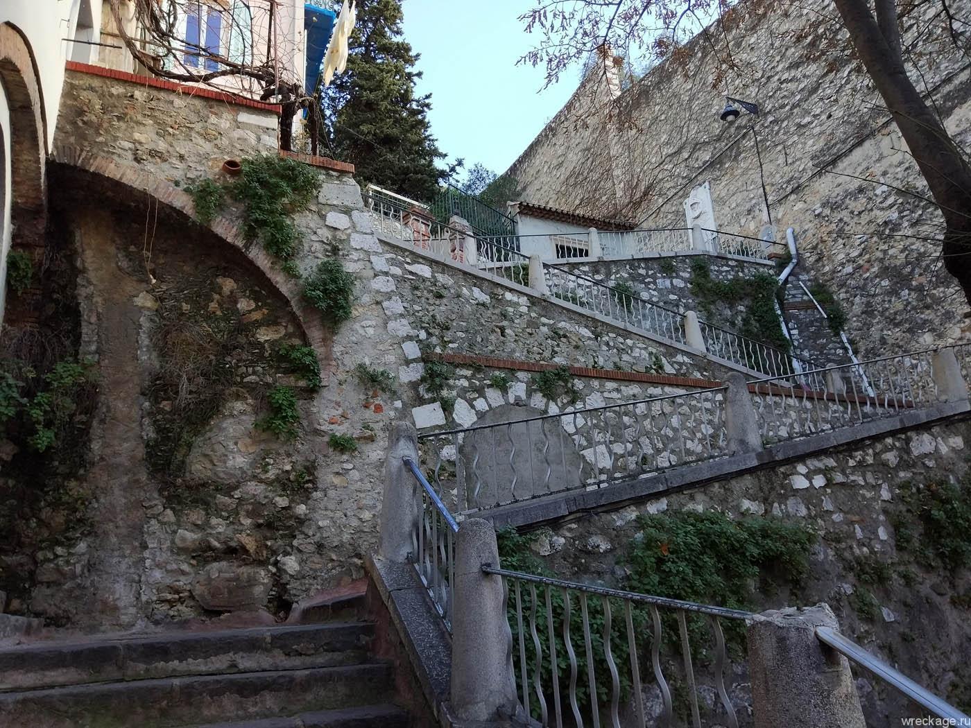 лестница ницца