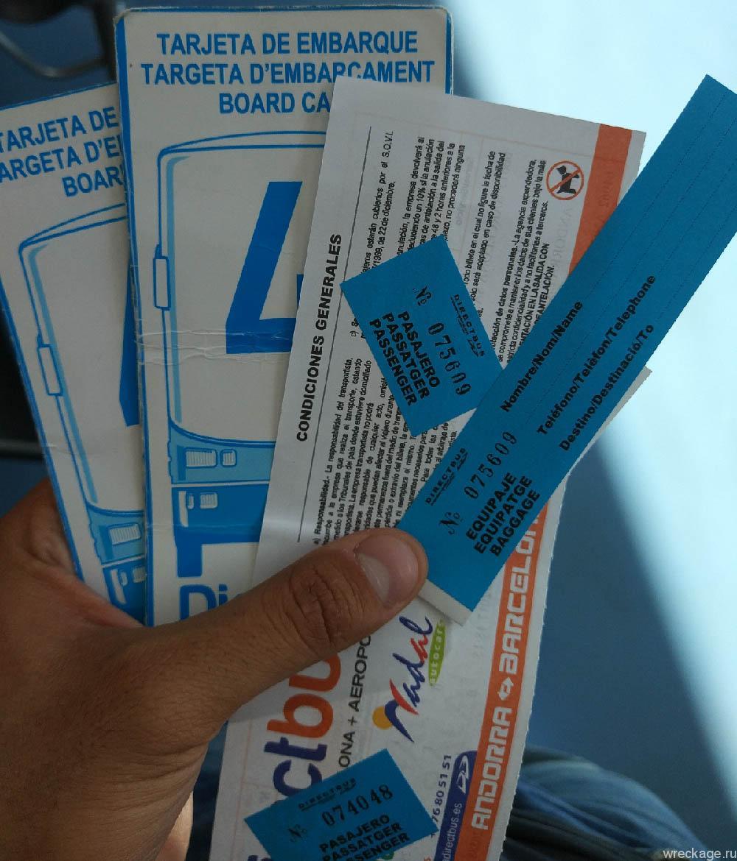 билеты андорра-барселона