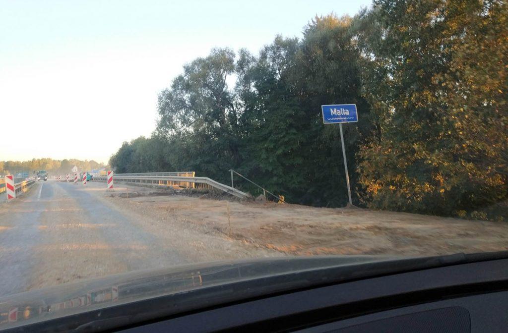 река мальта латвия