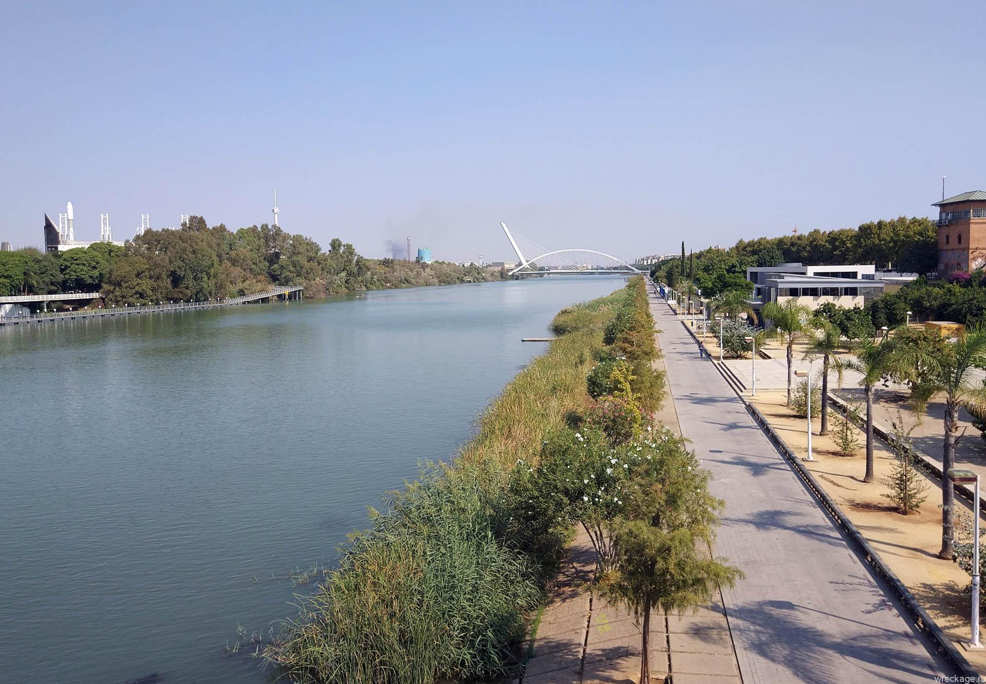 Аламильо мост севилья