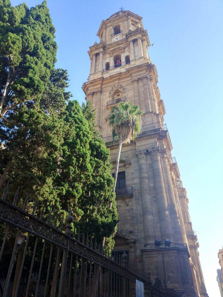 малагский собор башня