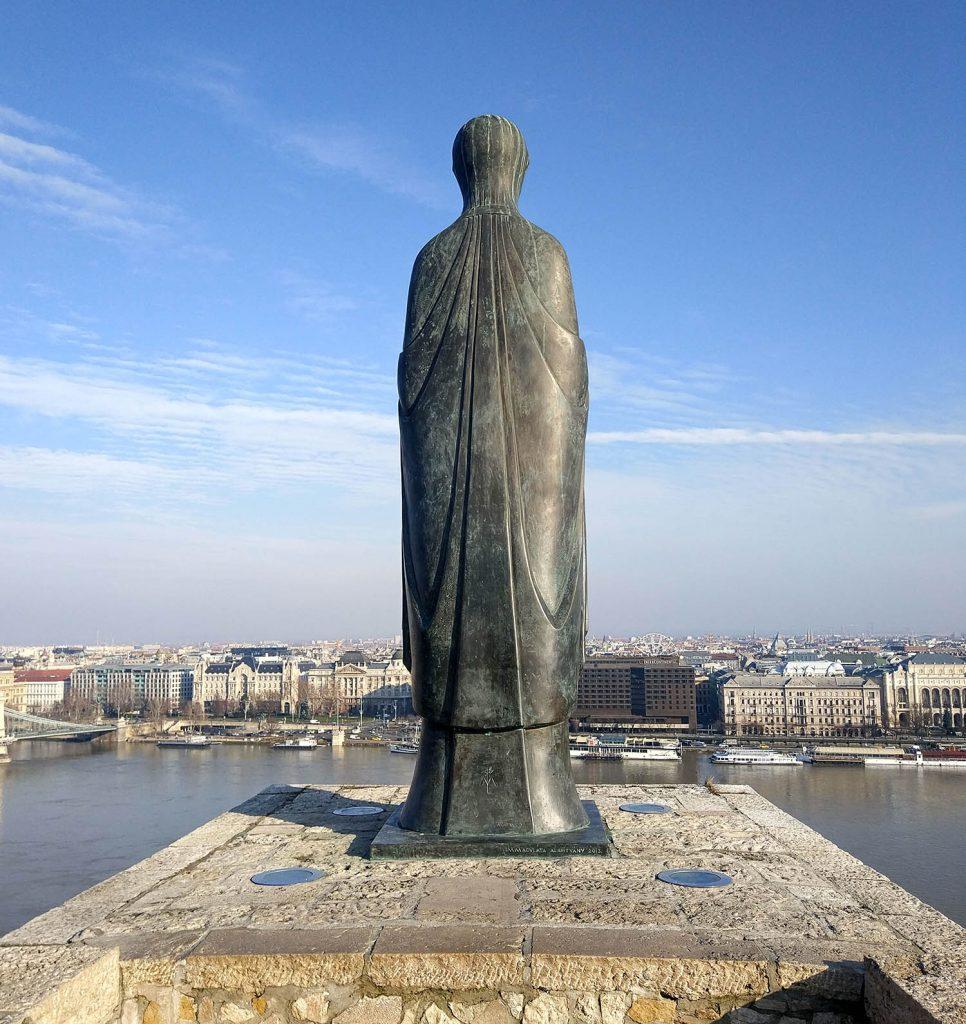 памятник будапешт