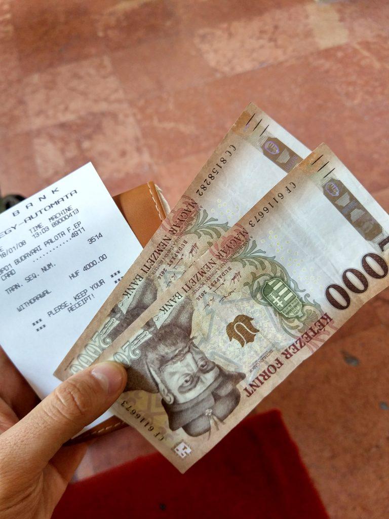 как выглядит валюта будапешт