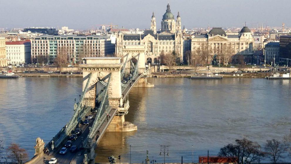 Дорога в Будапешт и немного города