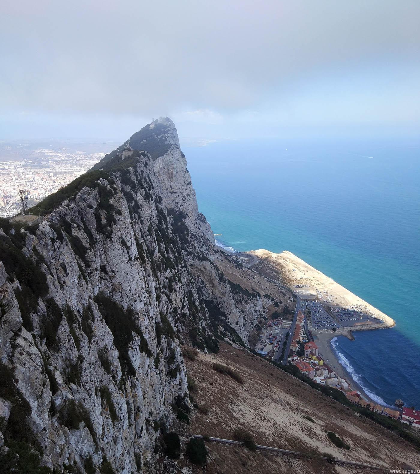 Скала Гибралтар и главная её особенность – Обезьяны