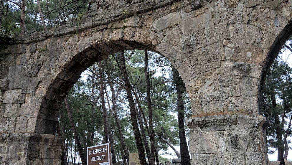 Фаселис – античный город около Кемера