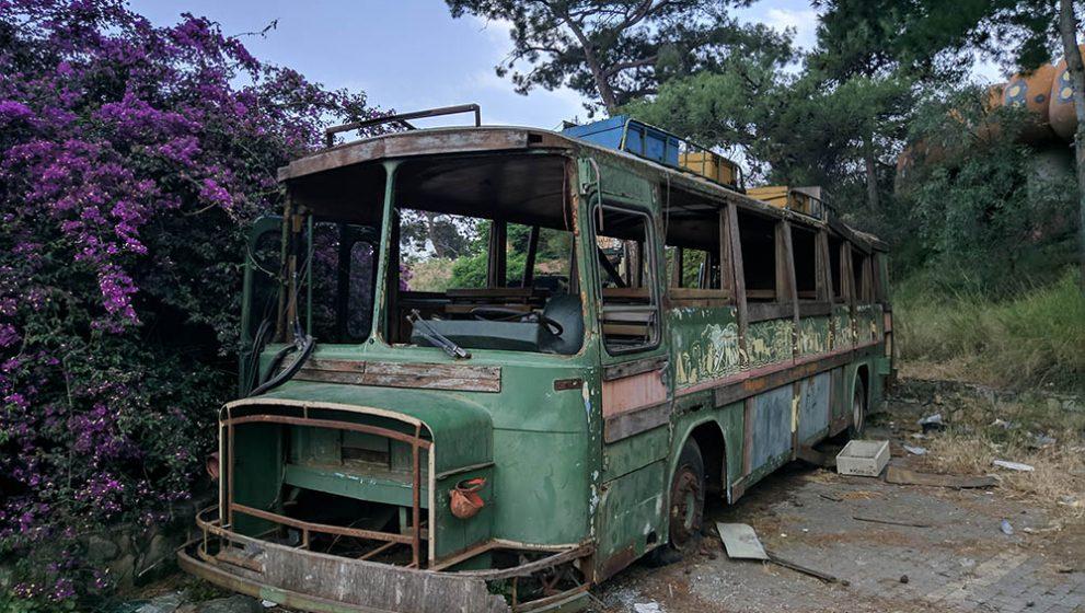 Ликийская тропа до Фаселиса и заброшенный отель в Чамьюве