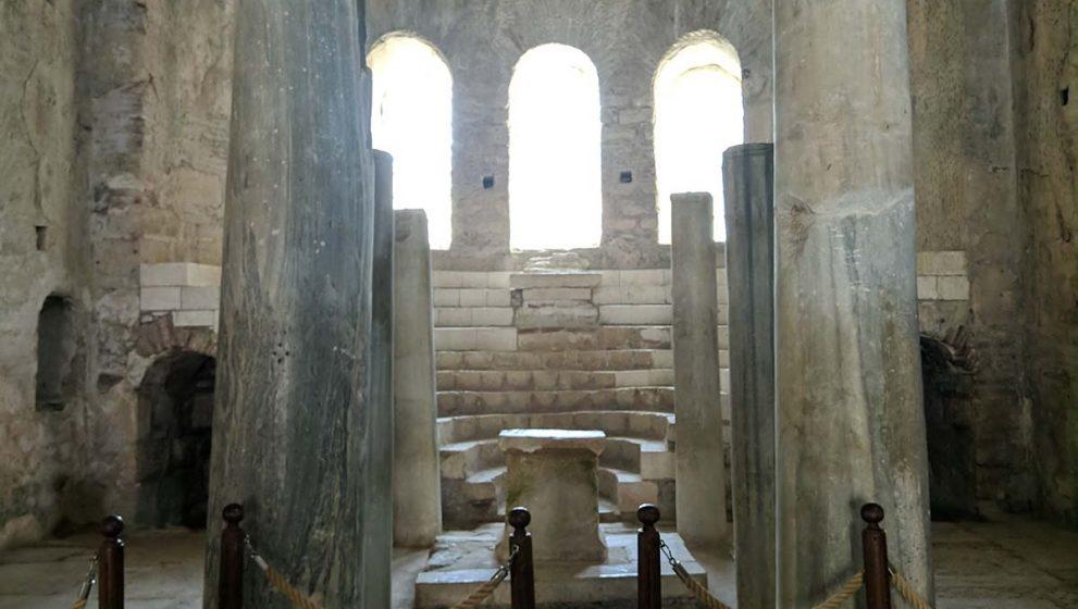 Аренда авто в Турции и поездка в Демре к церкви Святого Николая