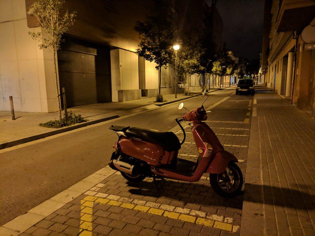 Матаро город пустой