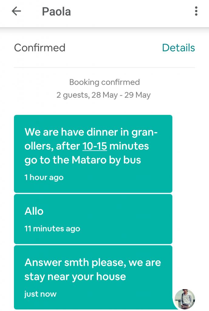 споры и конфликты на airbnb