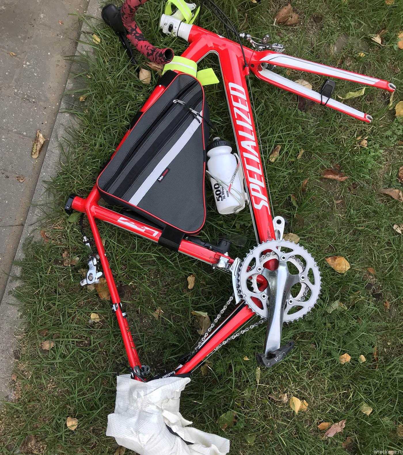велосипед к перевозке в самолёте