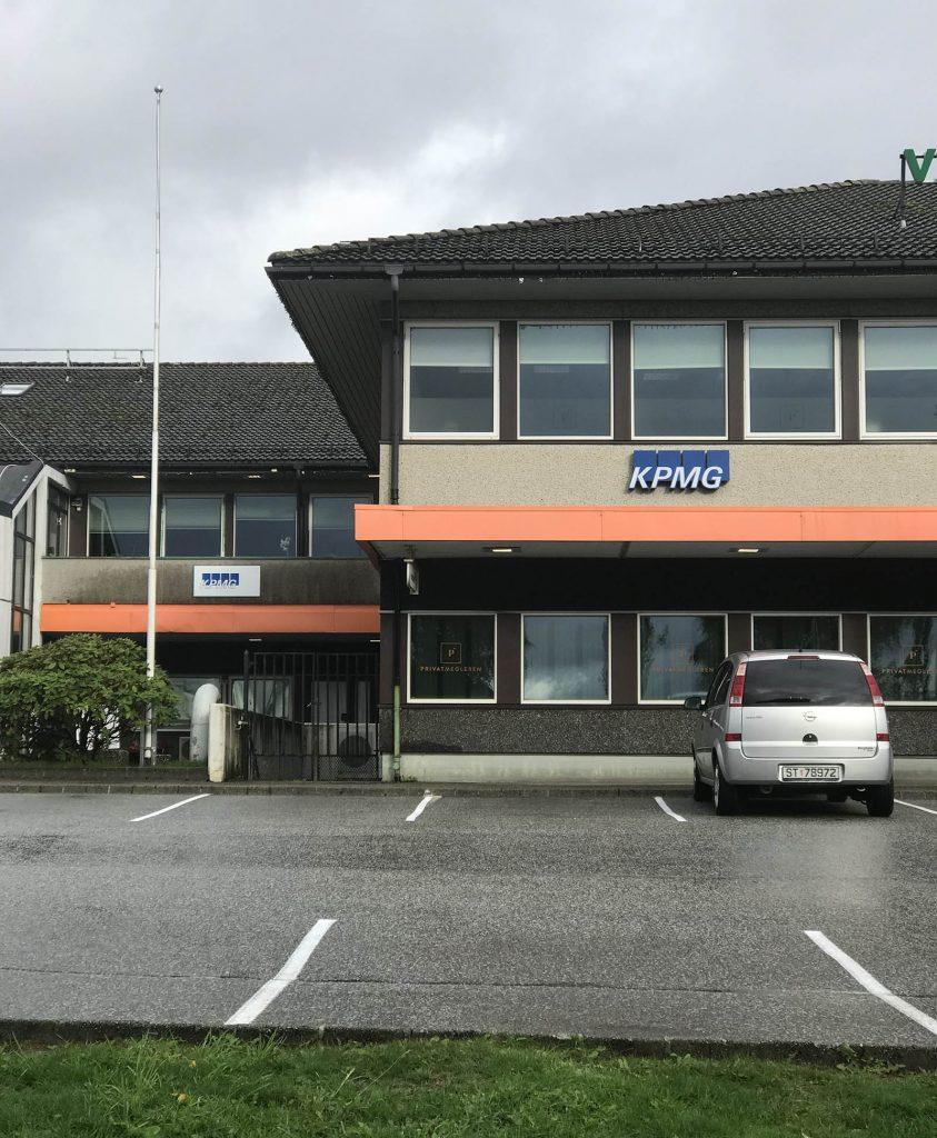 офис кпмг в норвегии около бергена