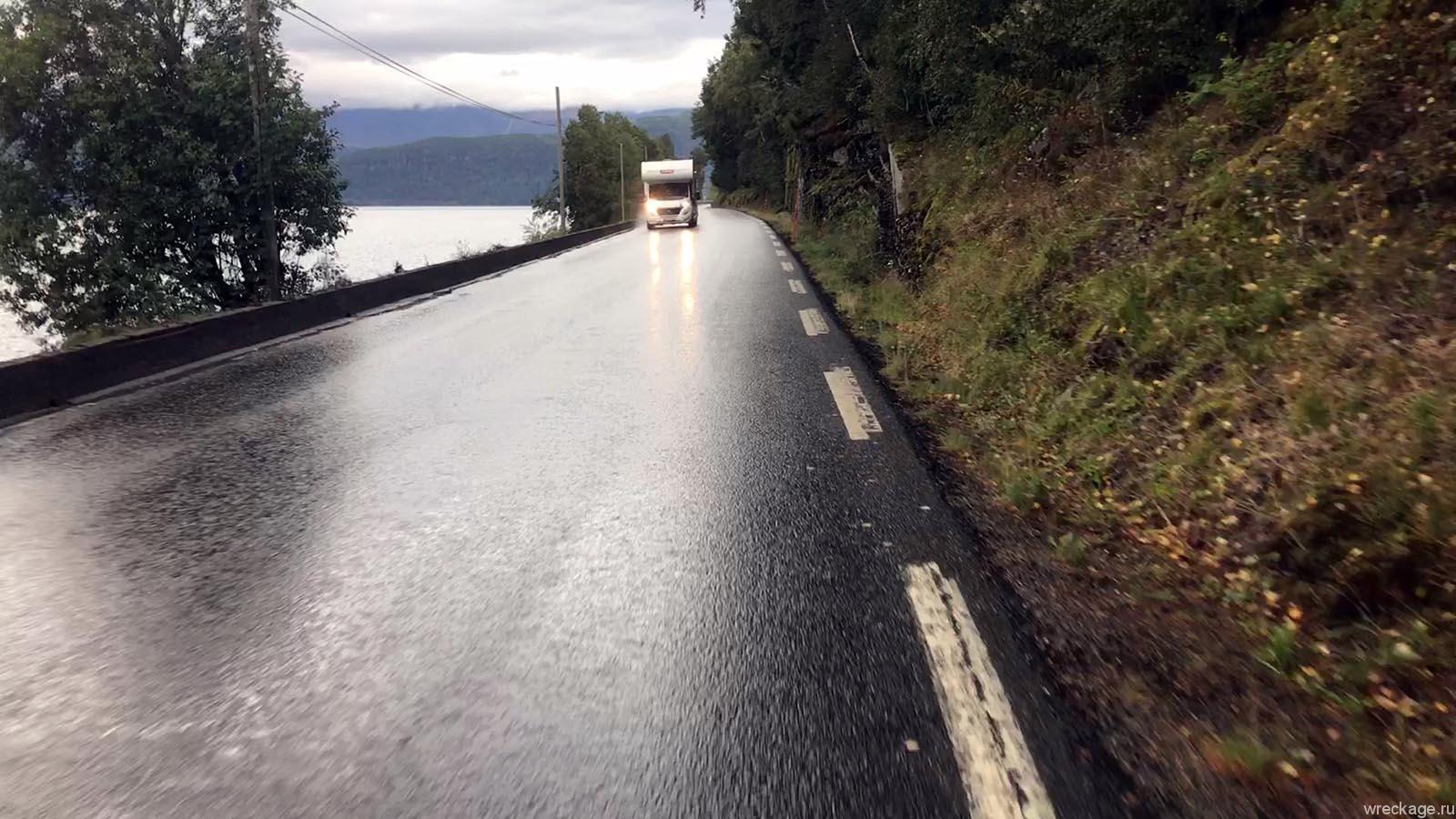 дорога до Innvik