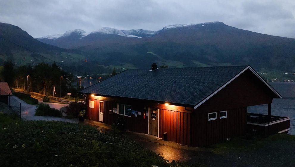День 5. Перевал к Utvik и необычный кемпинг в Innvik