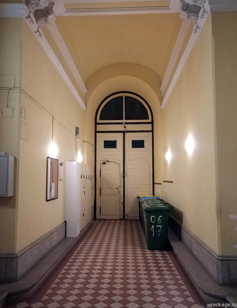 квартира на airbnb в будапеште