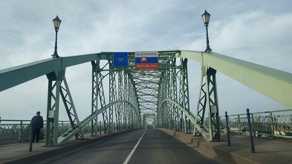 slovenska border словакия граница