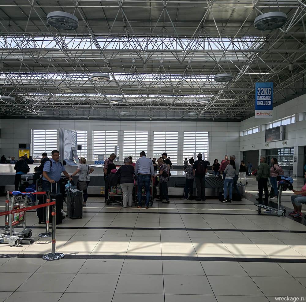 аэропорт турция анталия