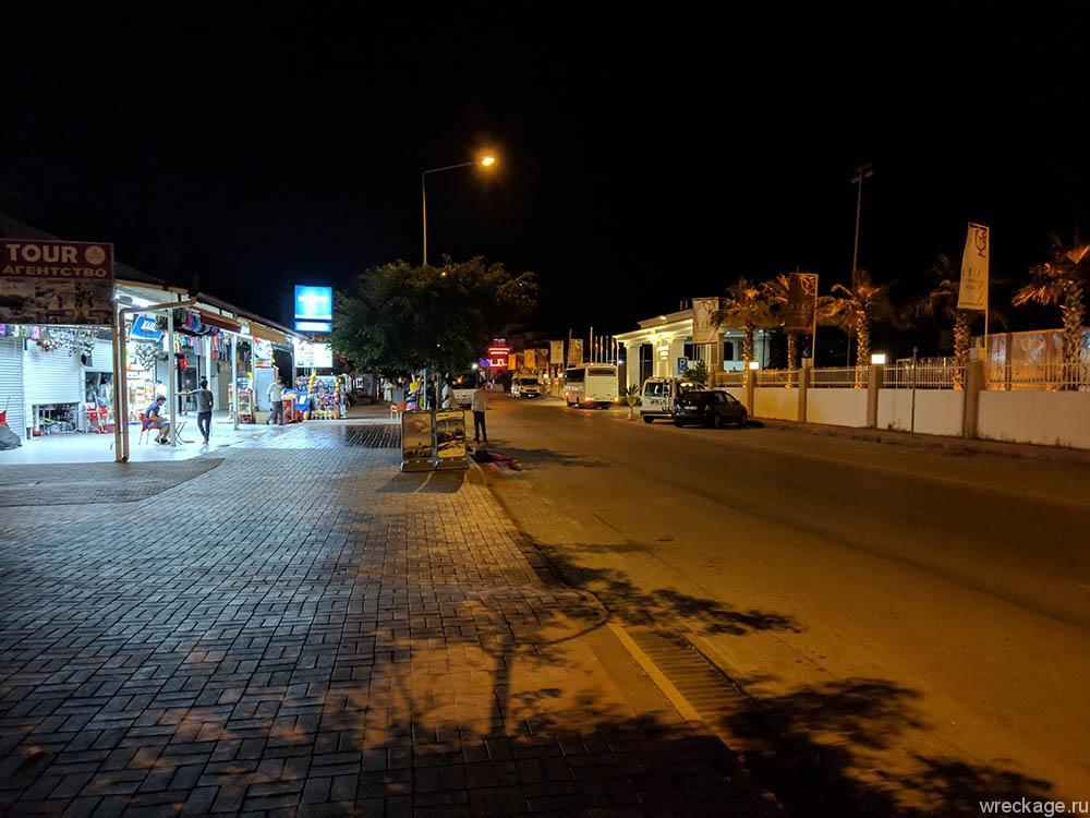 Кириш ночью
