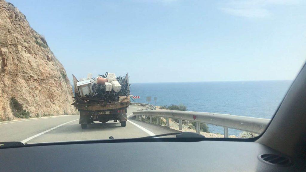 движение в турции на дорогах безопасное