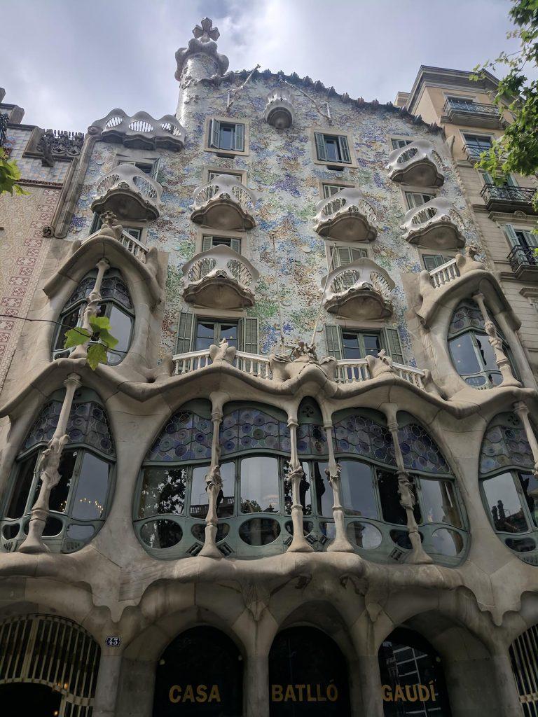 Casa Batlló «Дом Костей»